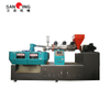 SQ 6 Moulds Ice Pop Tube Blow Molding Machine