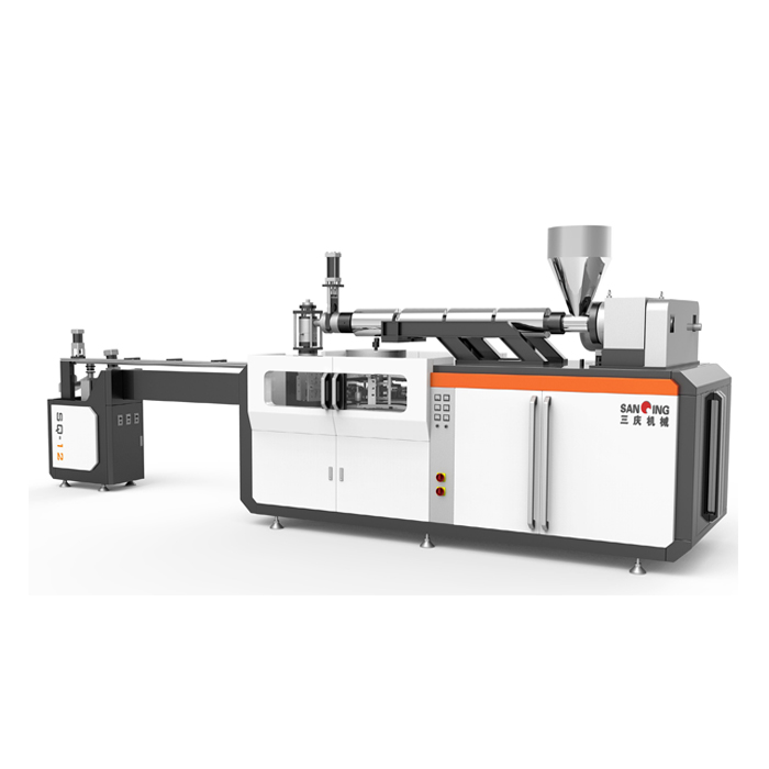 High Speed Rotary Blow Molding Machine