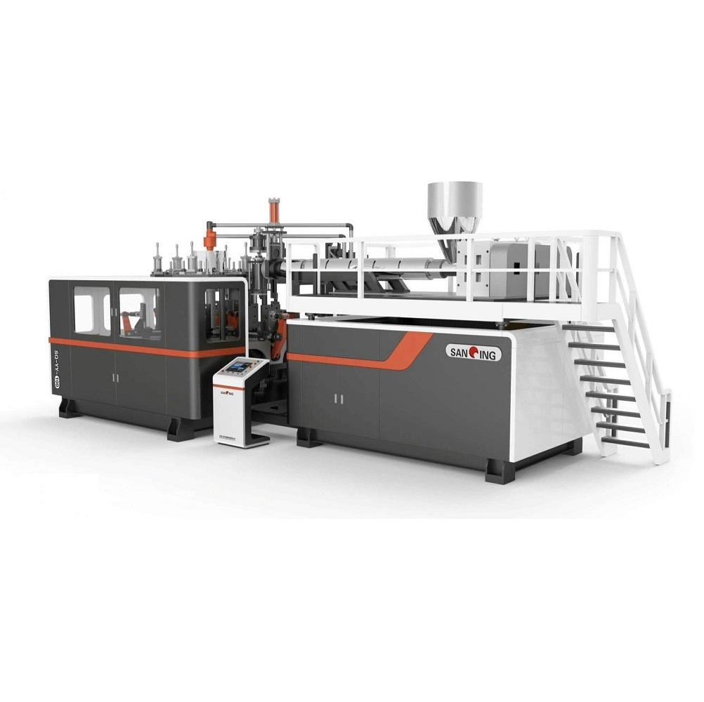 Electric Servo Blow Molding Machine (3)