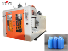 5L Three Layers Blow Molding Machine